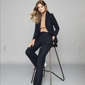 Reiss navy suit - Hartley Blazer and Trousers